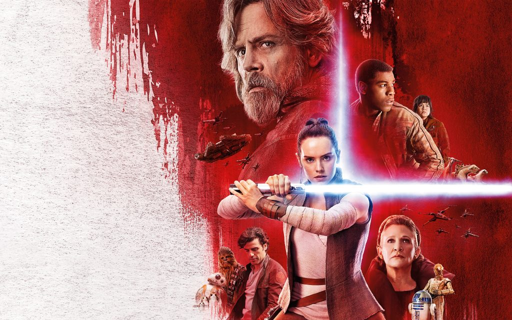 Star Wars: The Last Jedi HD 4K Ultra HD Wallpaper