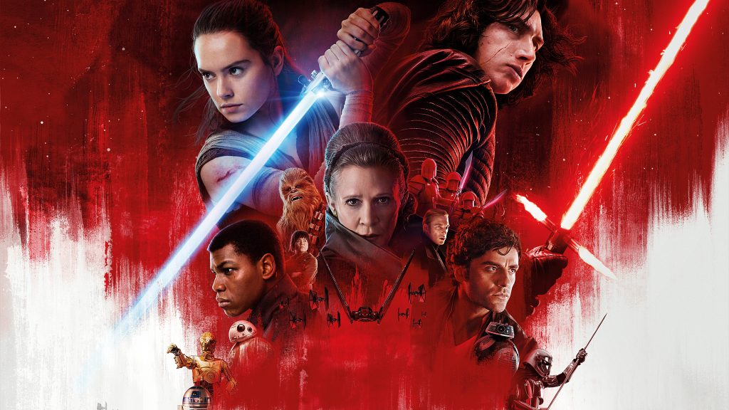 Star Wars: The Last Jedi HD Wallpaper
