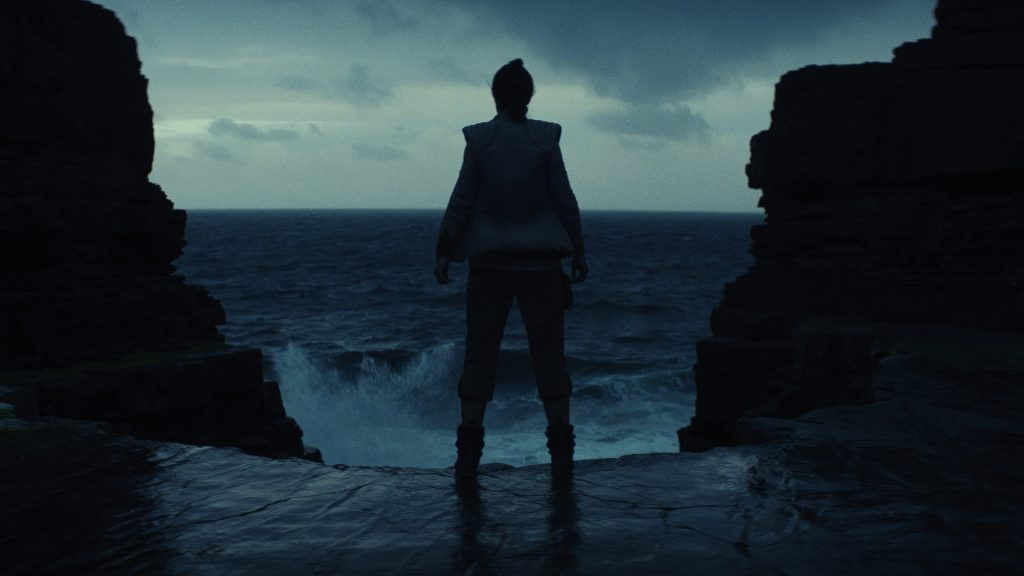 Star Wars: The Last Jedi HD Full HD Wallpaper