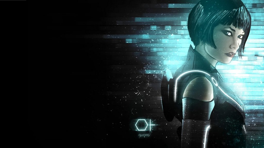 TRON: Legacy HD Wallpaper