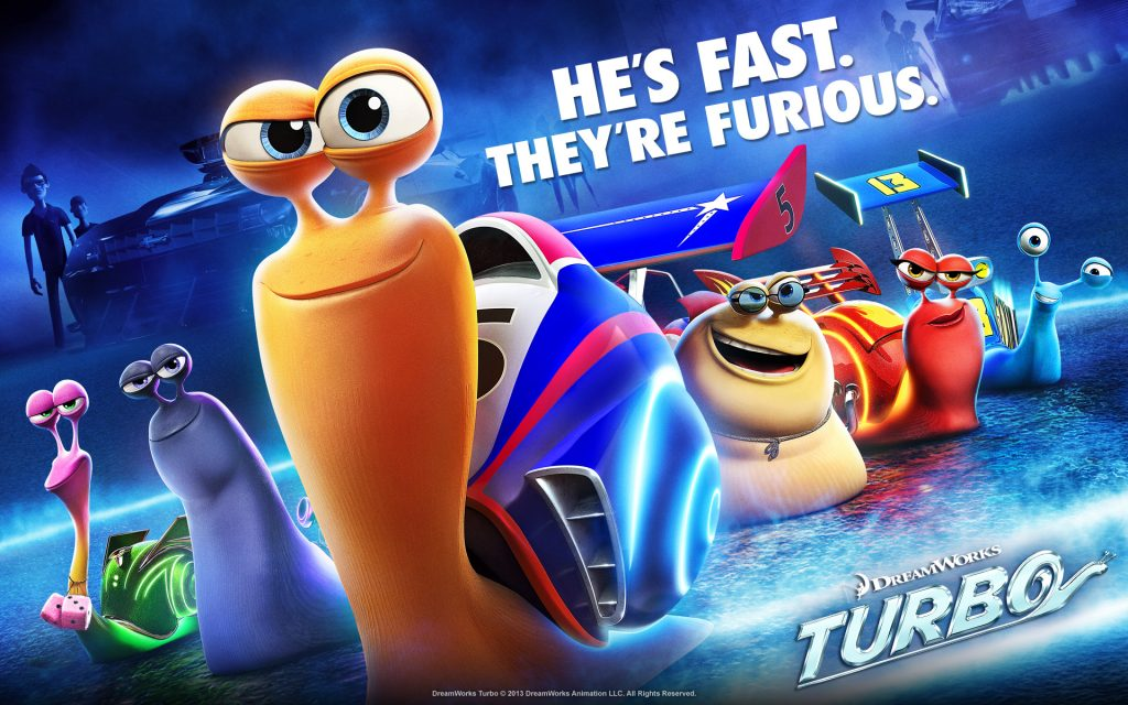 Turbo Widescreen Wallpaper