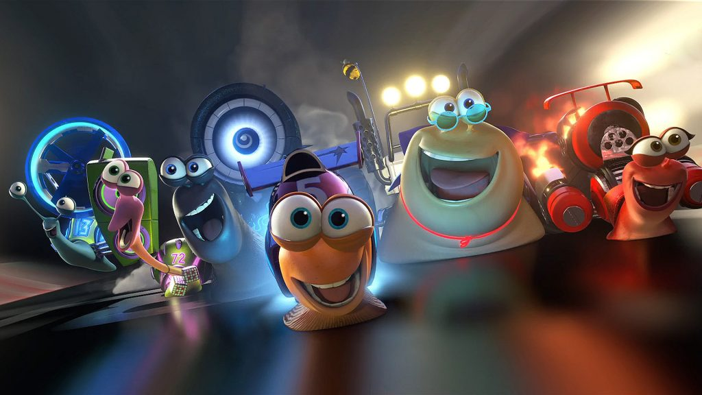 Turbo Full HD Wallpaper