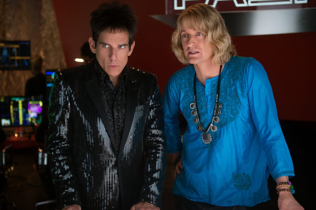Zoolander 2 Background
