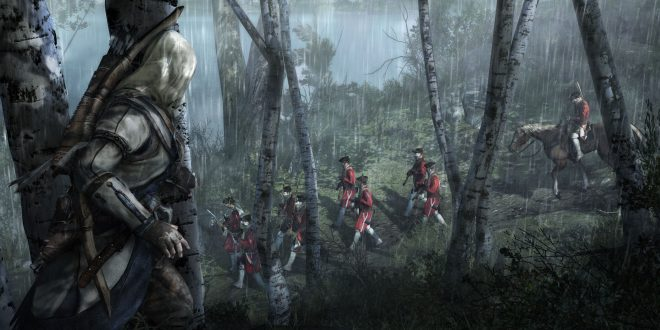 Assassin's Creed III HD Wallpapers