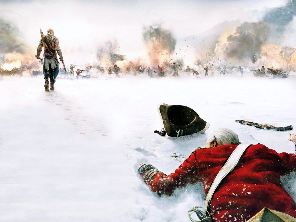 Assassin's Creed III HD Wallpaper