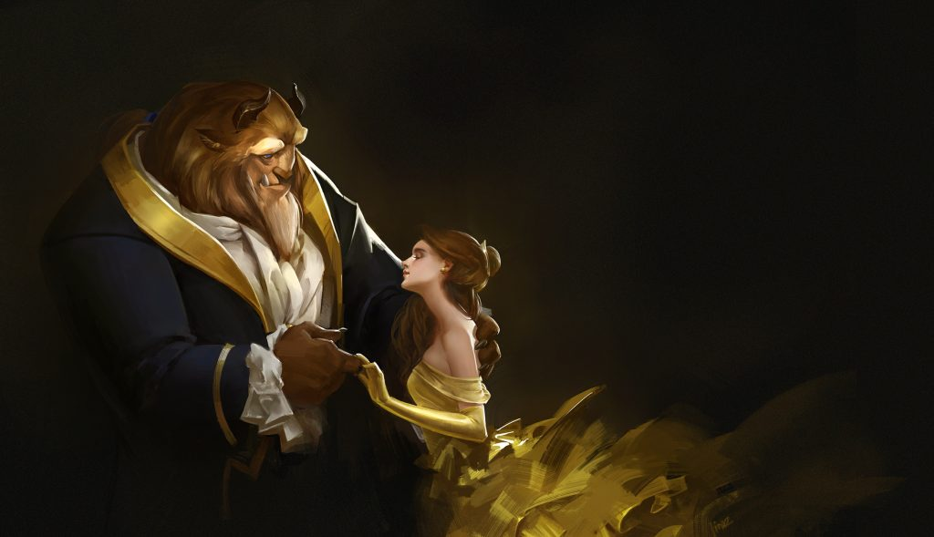 Beauty And The Beast (2017) Wallpaper