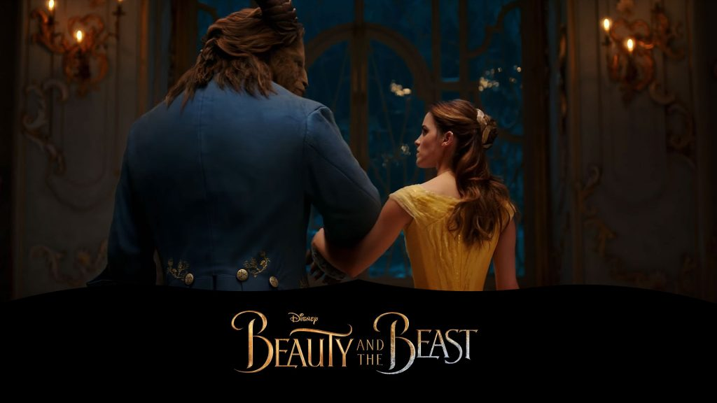 Beauty And The Beast (2017) Full HD Wallpaper