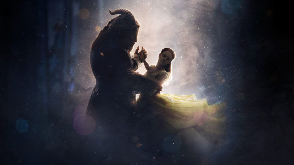 Beauty And The Beast (2017) 4K UHD Wallpaper