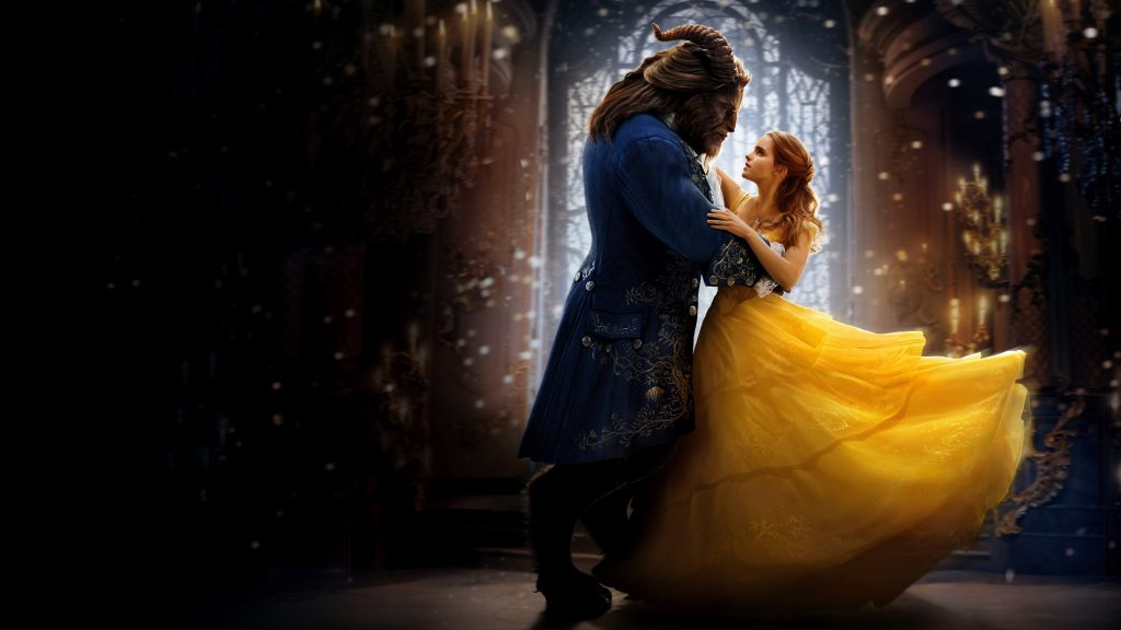 Beauty And The Beast (2017) 5K HD Wallpaper