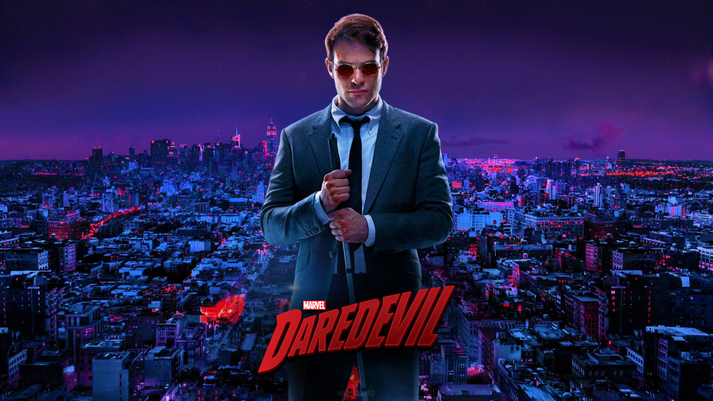 Daredevil Full HD Background