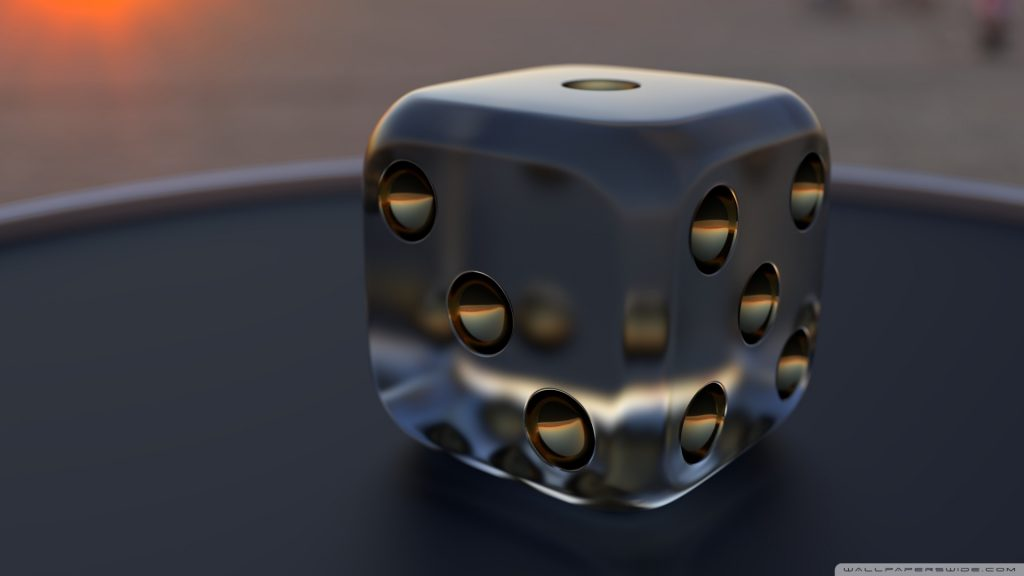 Dice HD Full HD Wallpaper