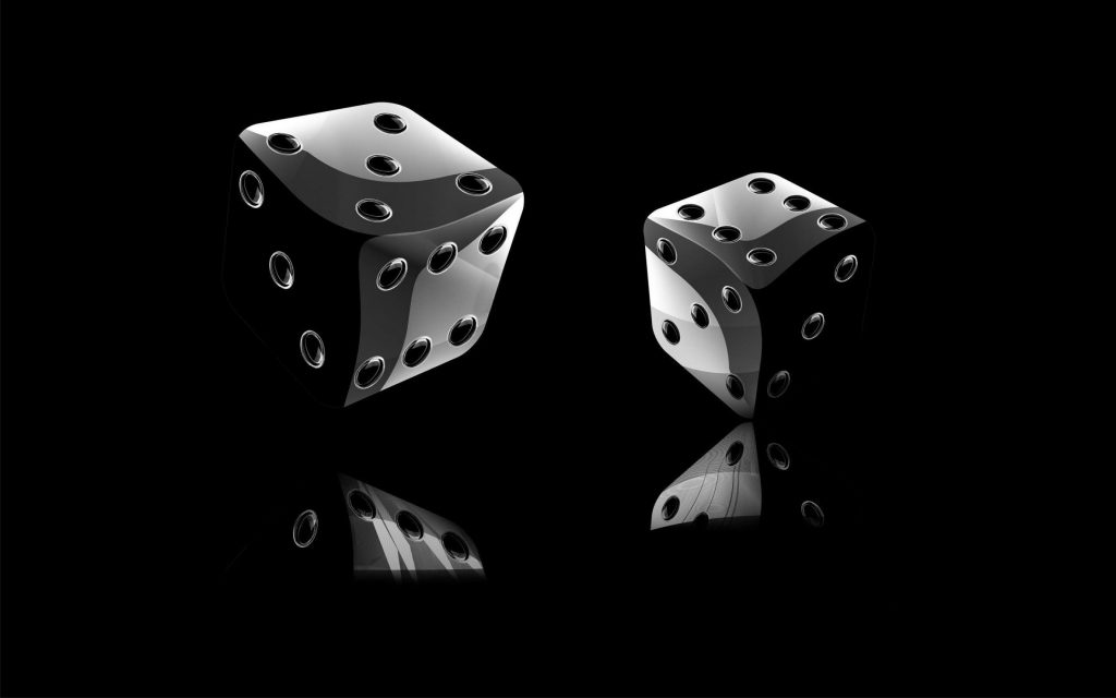 Dice HD Widescreen Wallpaper