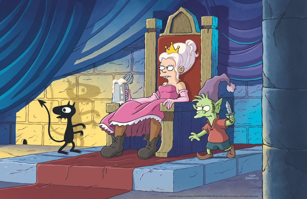 Disenchantment Wallpaper