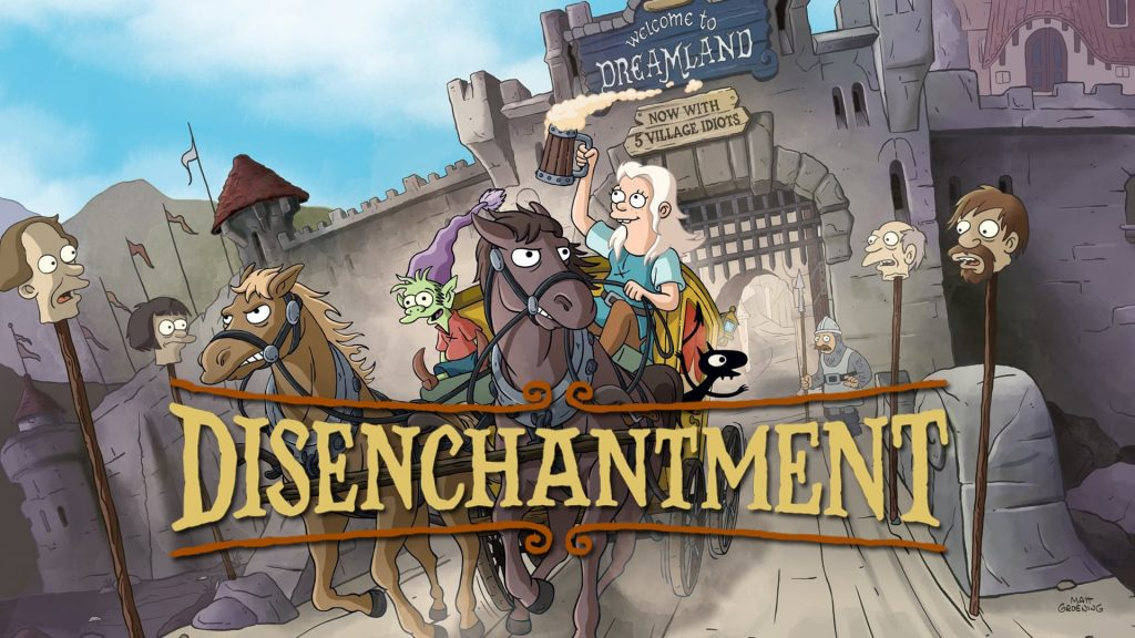 Disenchantment Full HD Wallpaper