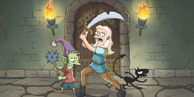 Disenchantment Wallpapers