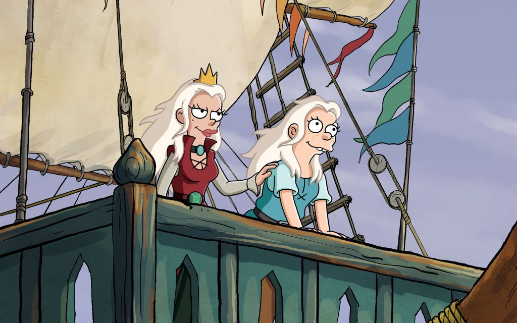 Disenchantment Widescreen Wallpaper