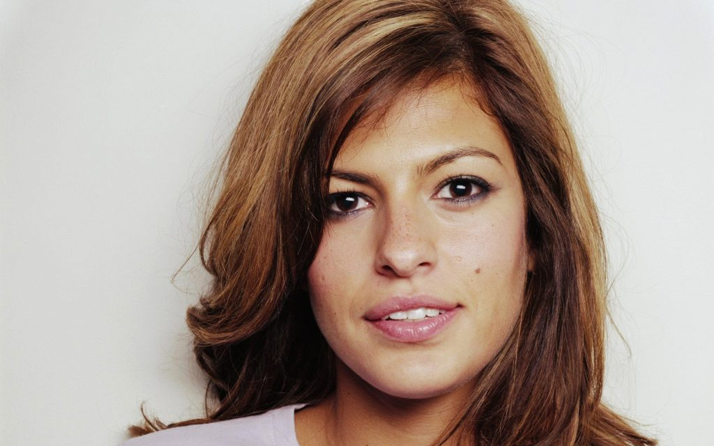 Eva Mendes Widescreen Background