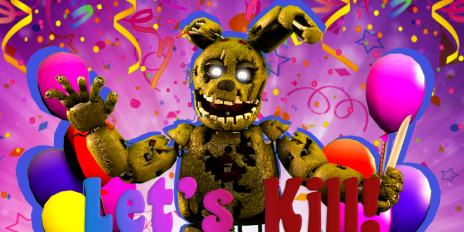 Five Nights at Freddy's 3 Wallpapers