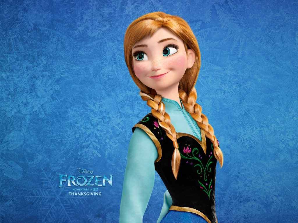 Frozen HD Background