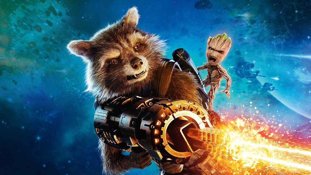 Guardians Of The Galaxy Vol. 2 4K UHD Wallpaper