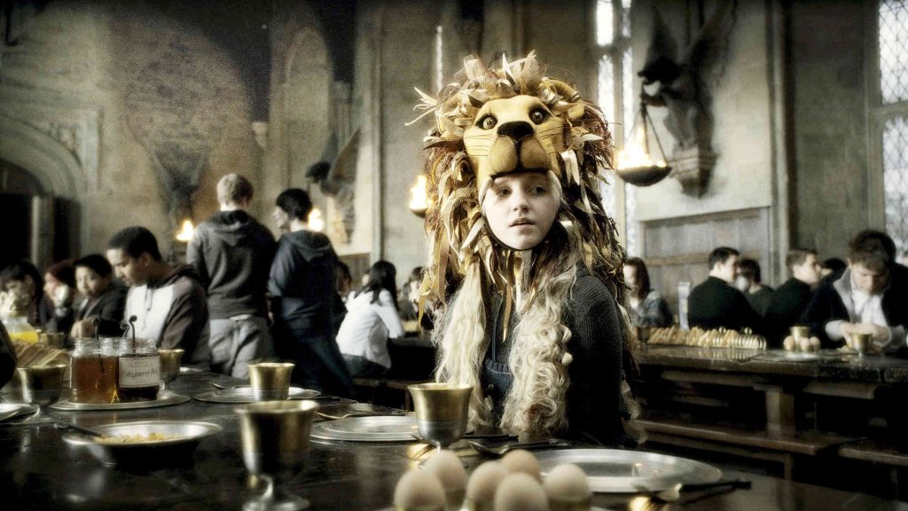 Harry Potter And The Half-blood Prince Full HD Wallpaper