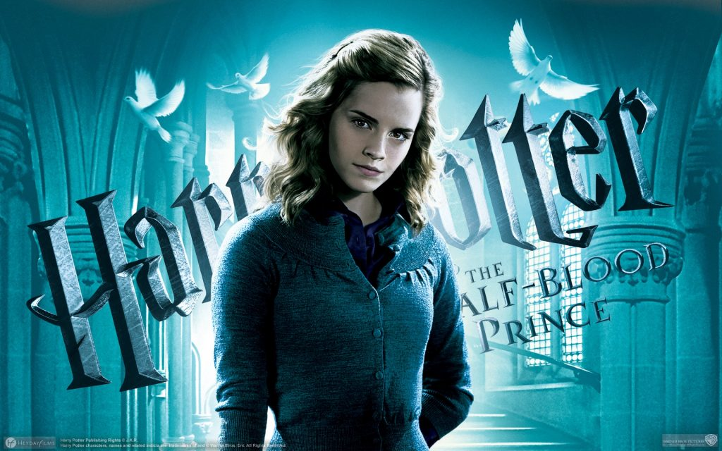 Harry Potter And The Half-blood Prince Widescreen Wallpaper