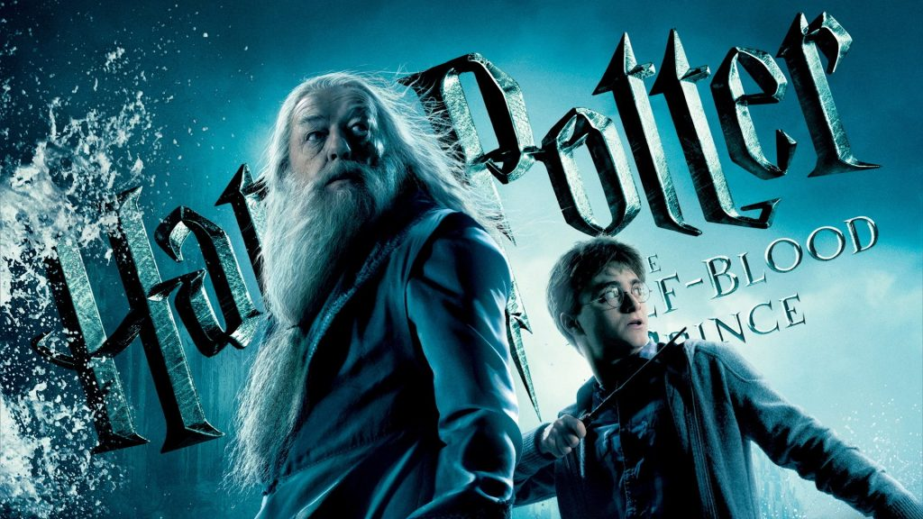 Harry Potter And The Half-blood Prince Full HD Background