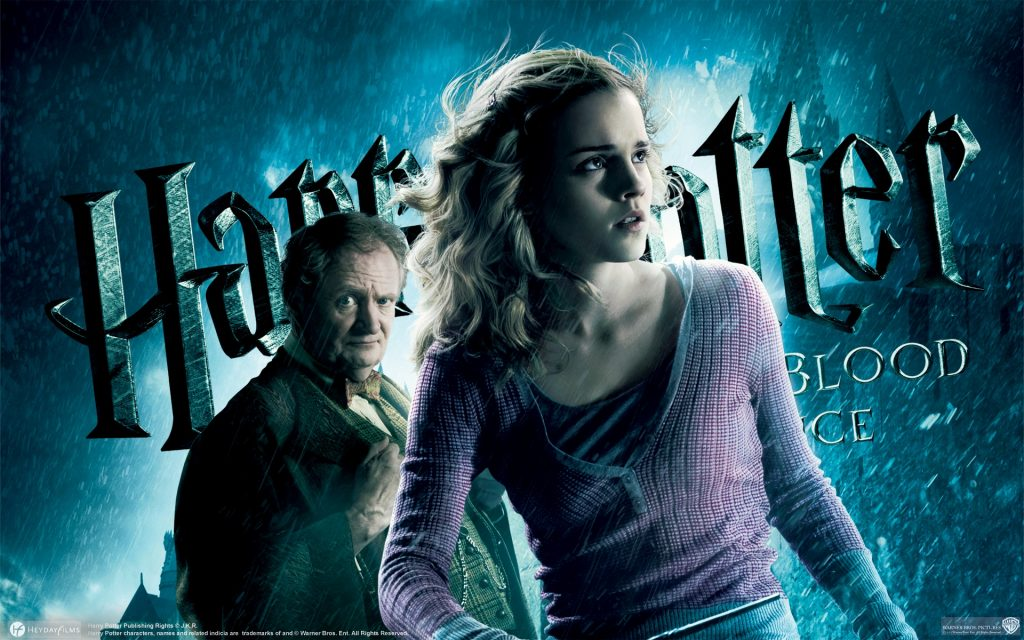 Harry Potter And The Half-blood Prince Widescreen Background