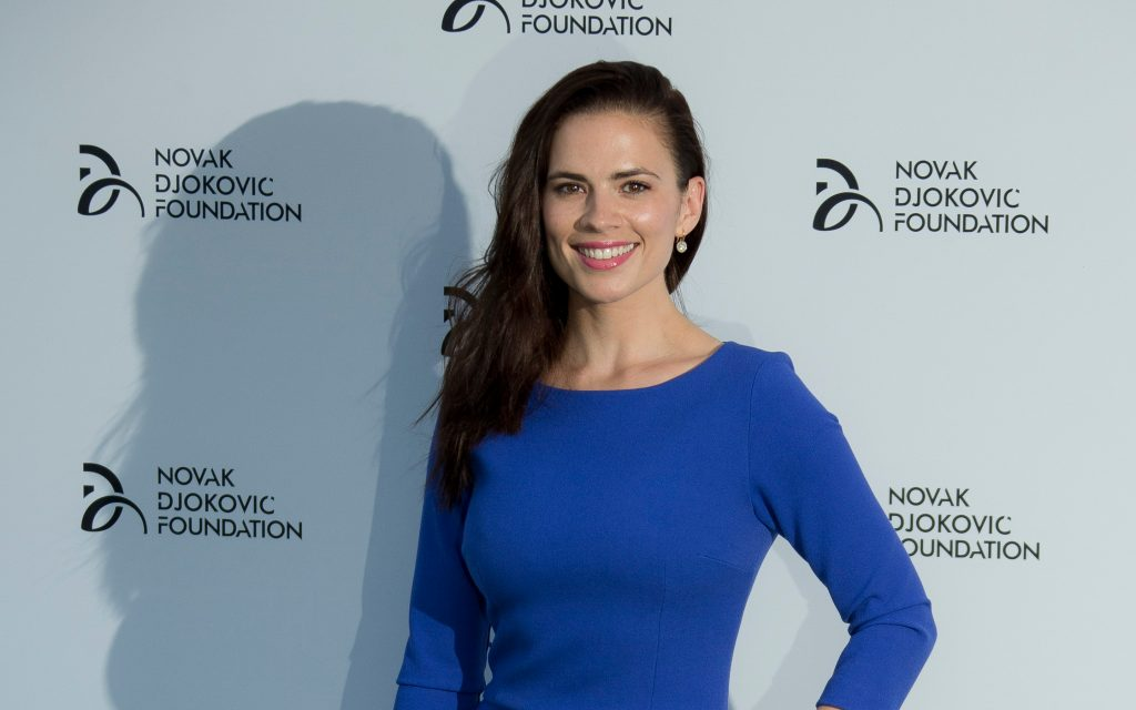 Hayley Atwell Widescreen Wallpaper