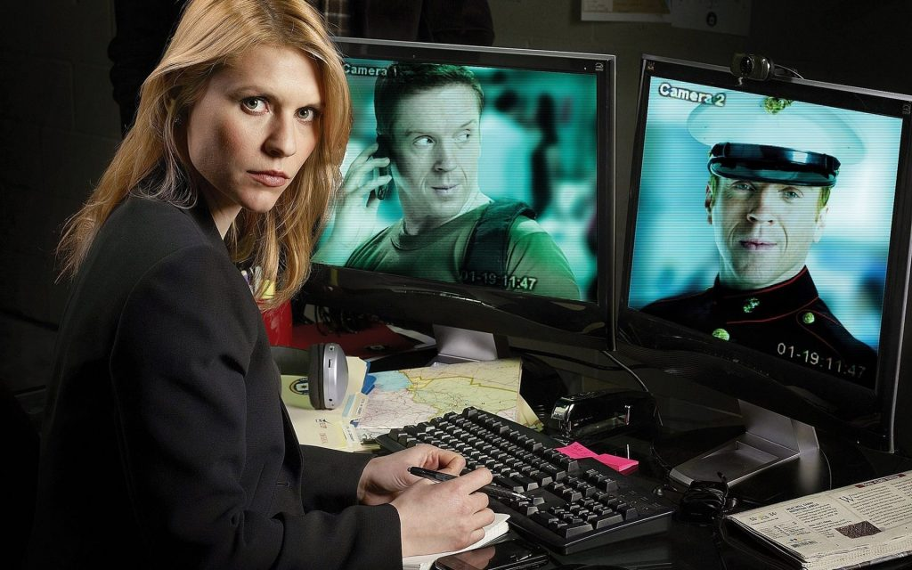 Homeland Widescreen Background