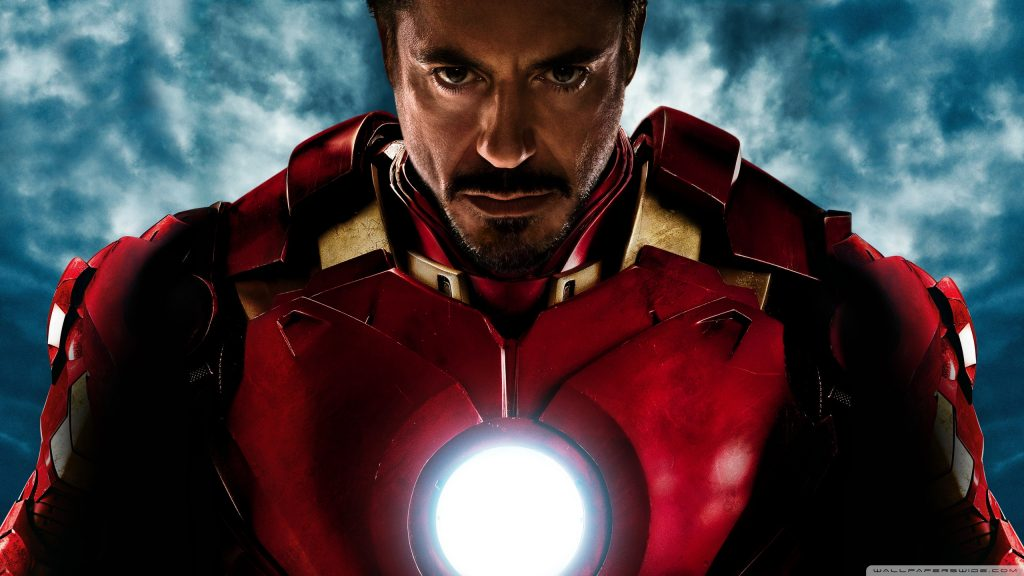 Iron Man 2 Quad HD Background