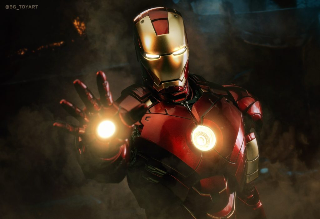 Iron Man 2 Background