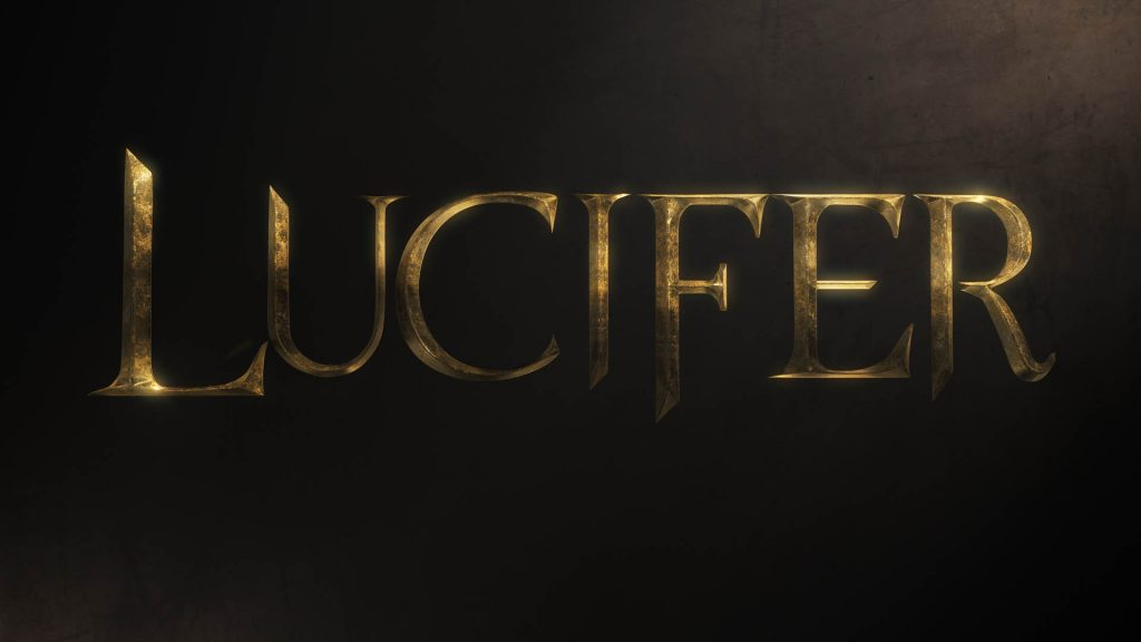 Lucifer Full HD Wallpaper