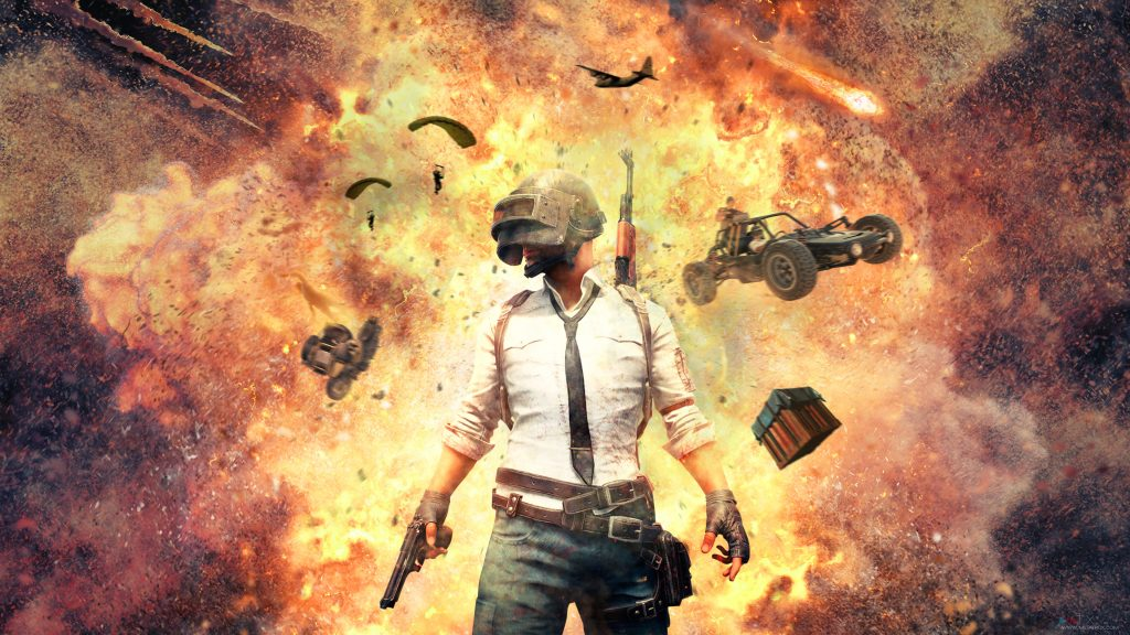 PlayerUnknown's Battlegrounds 4K UHD Wallpaper