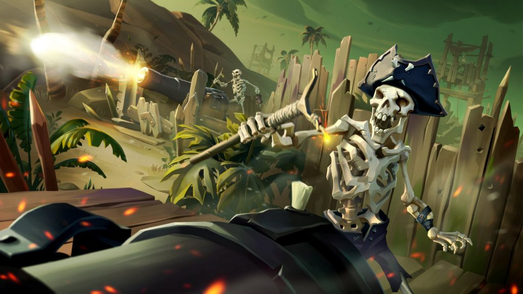 Sea Of Thieves Full HD Wallpaper