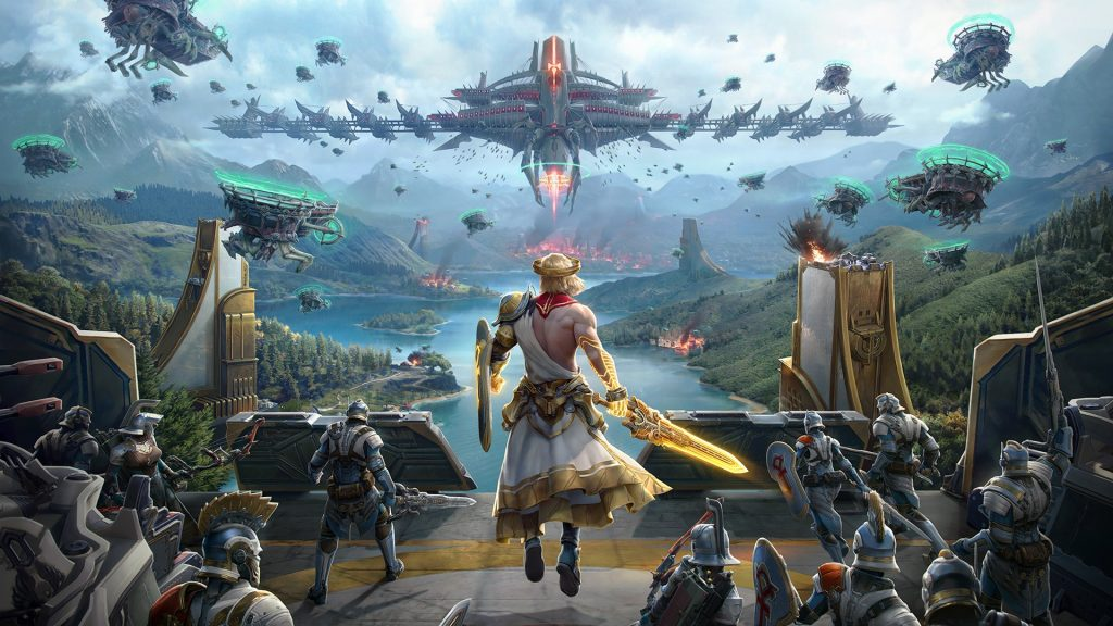 Skyforge Full HD Wallpaper