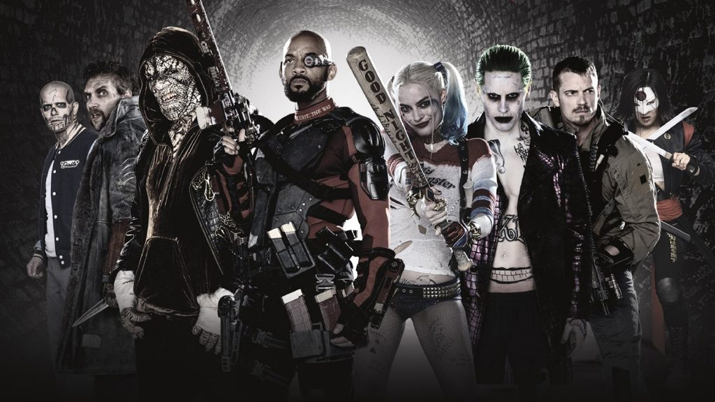 Suicide Squad HD Full HD Background