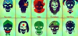 Suicide Squad HD Backgrounds