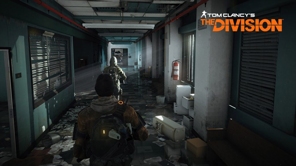 Tom Clancy's The Division HD Full HD Background