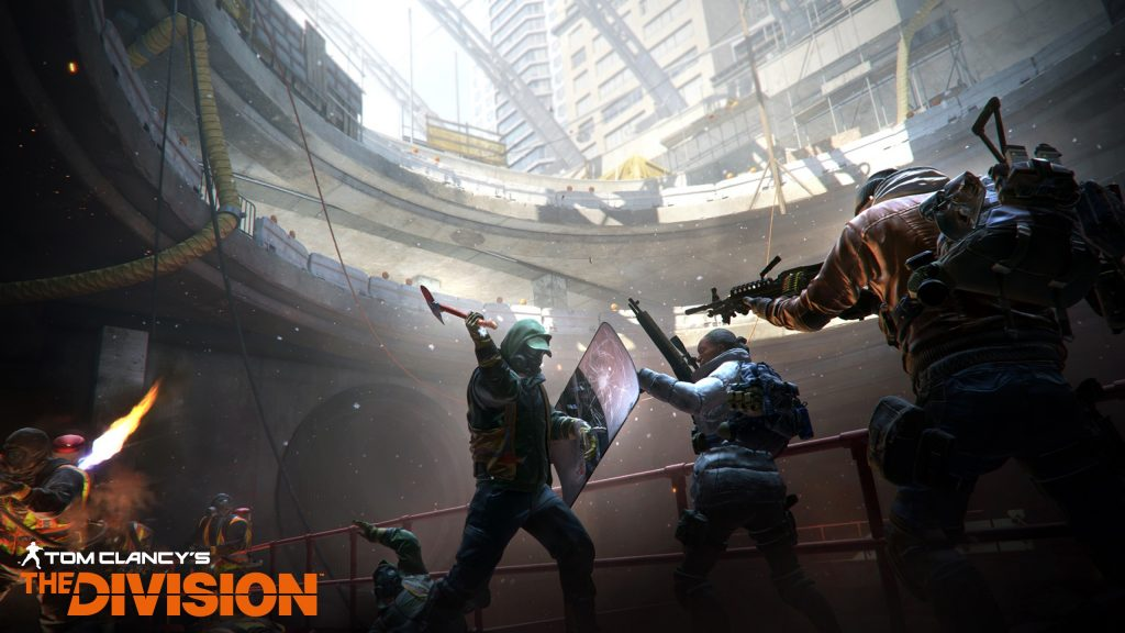 Tom Clancy's The Division HD Quad HD Wallpaper