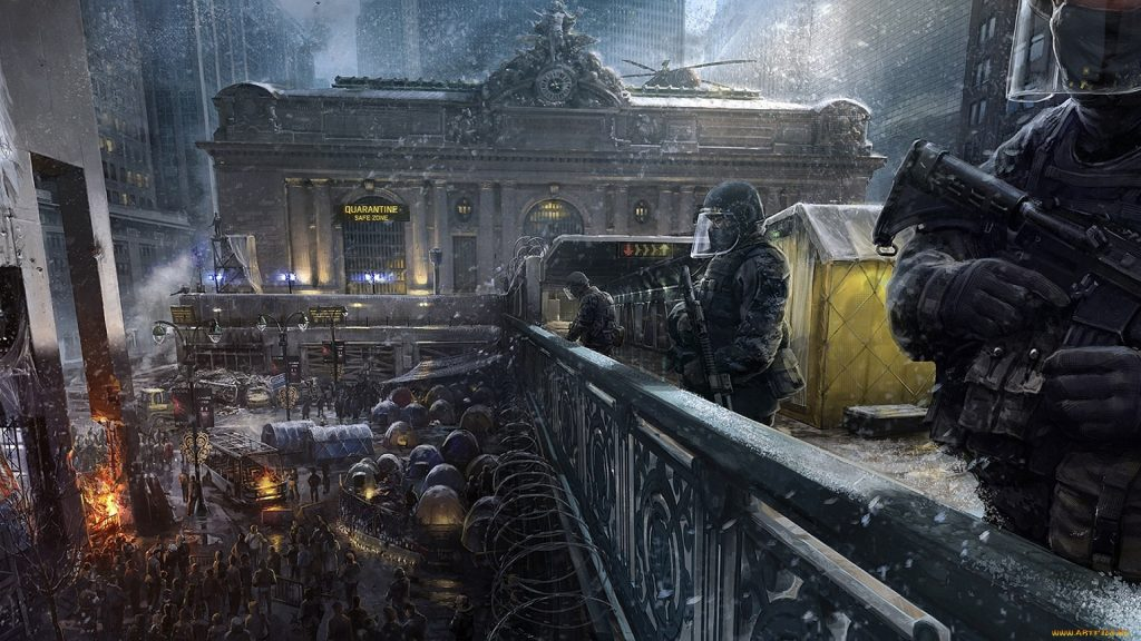 Tom Clancy's The Division HD Full HD Wallpaper