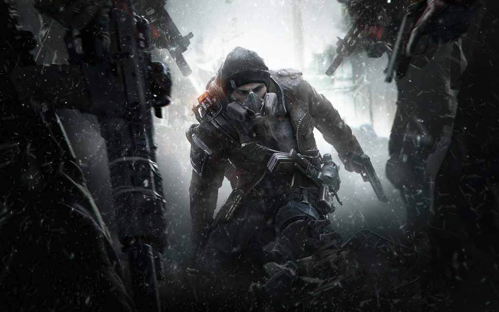 Tom Clancy's The Division HD Background