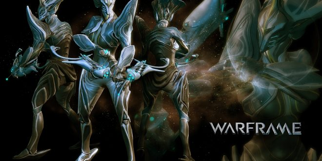 Warframe Backgrounds