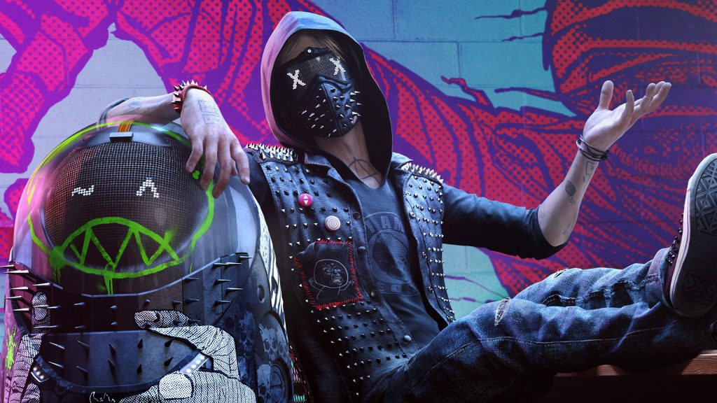 Watch Dogs 2 Quad HD Background
