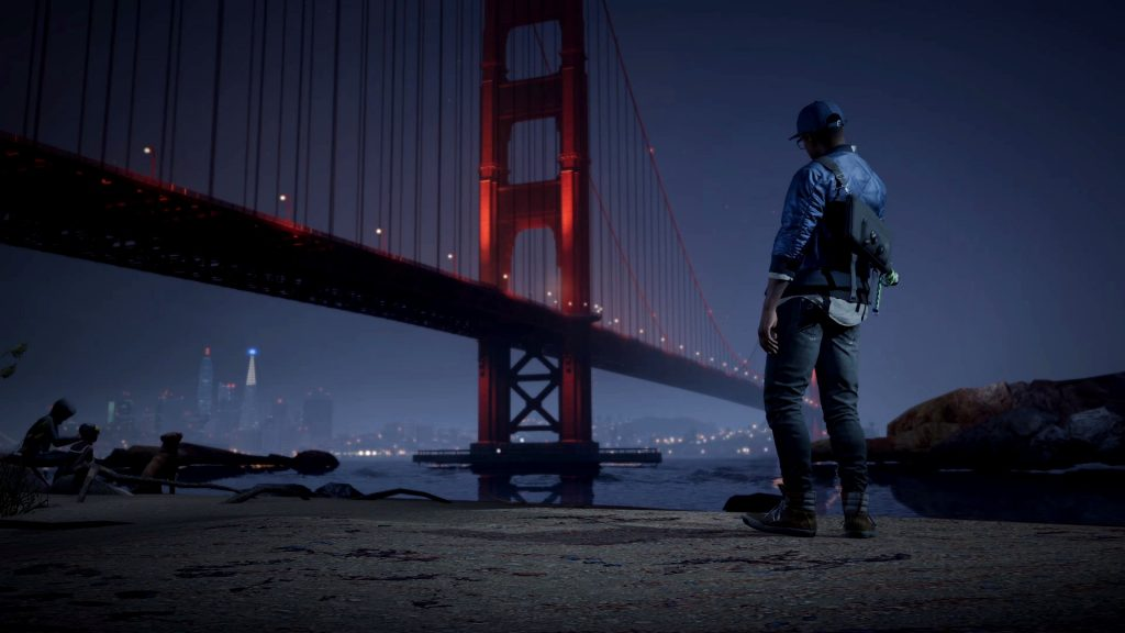 Watch Dogs 2 Full HD Background