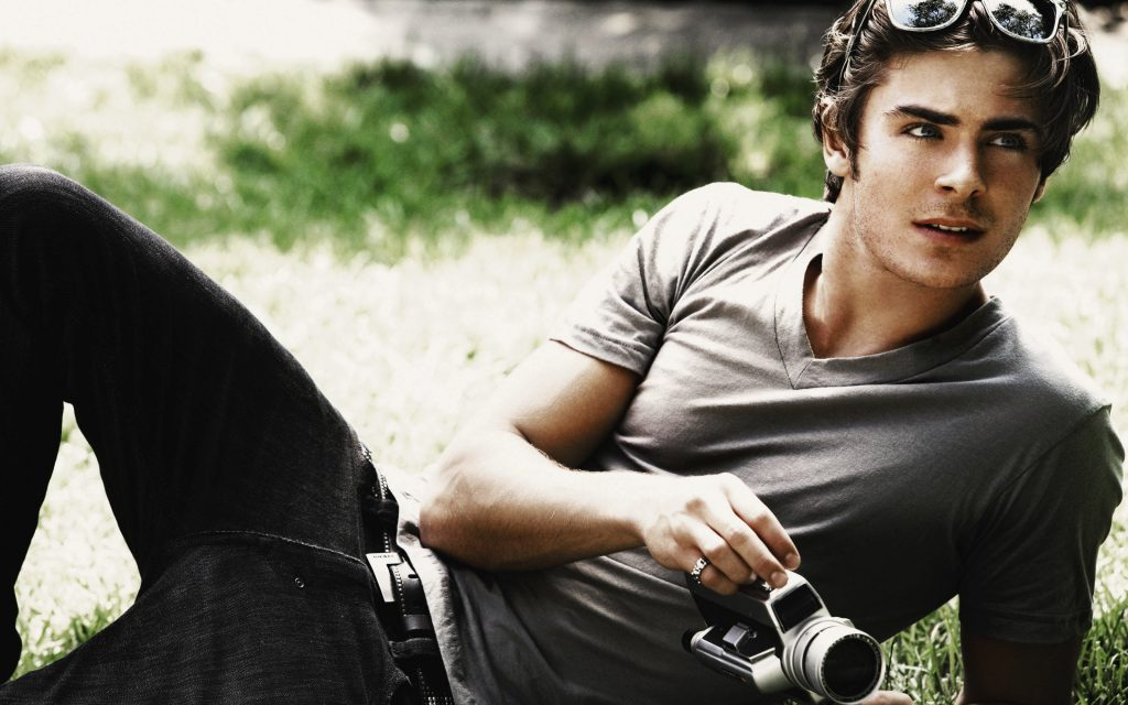 Zac Efron Background