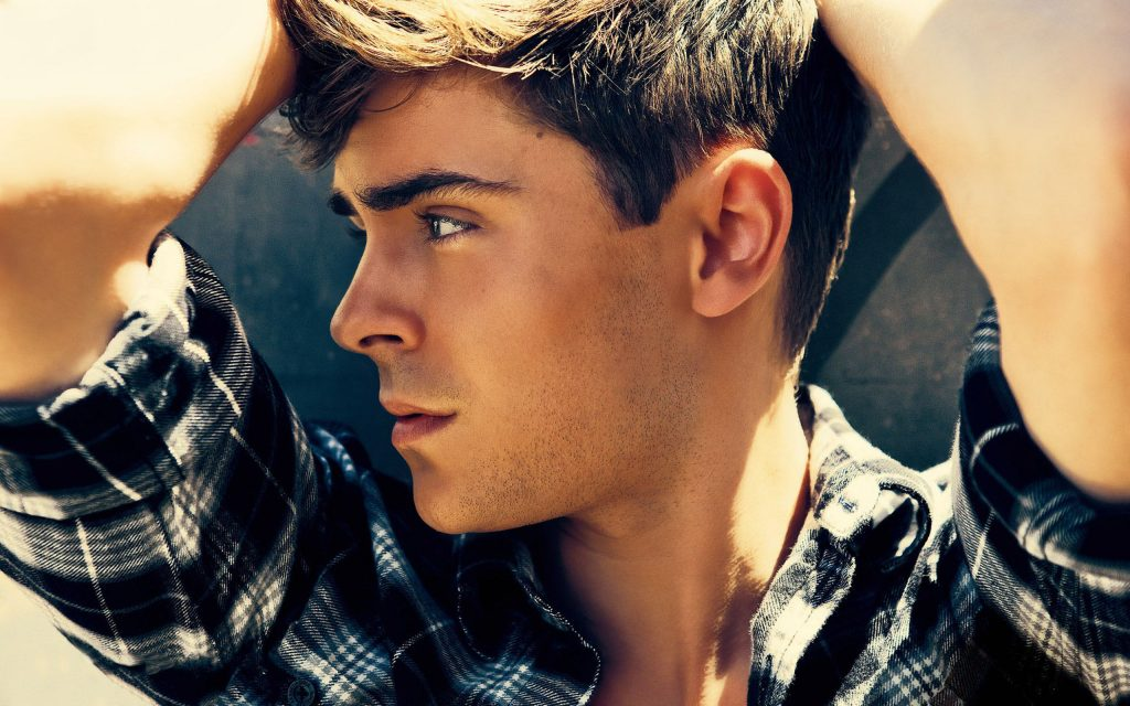 Zac Efron Widescreen Background