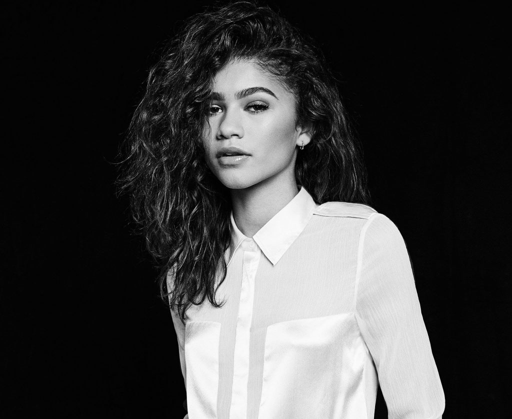 Zendaya Background