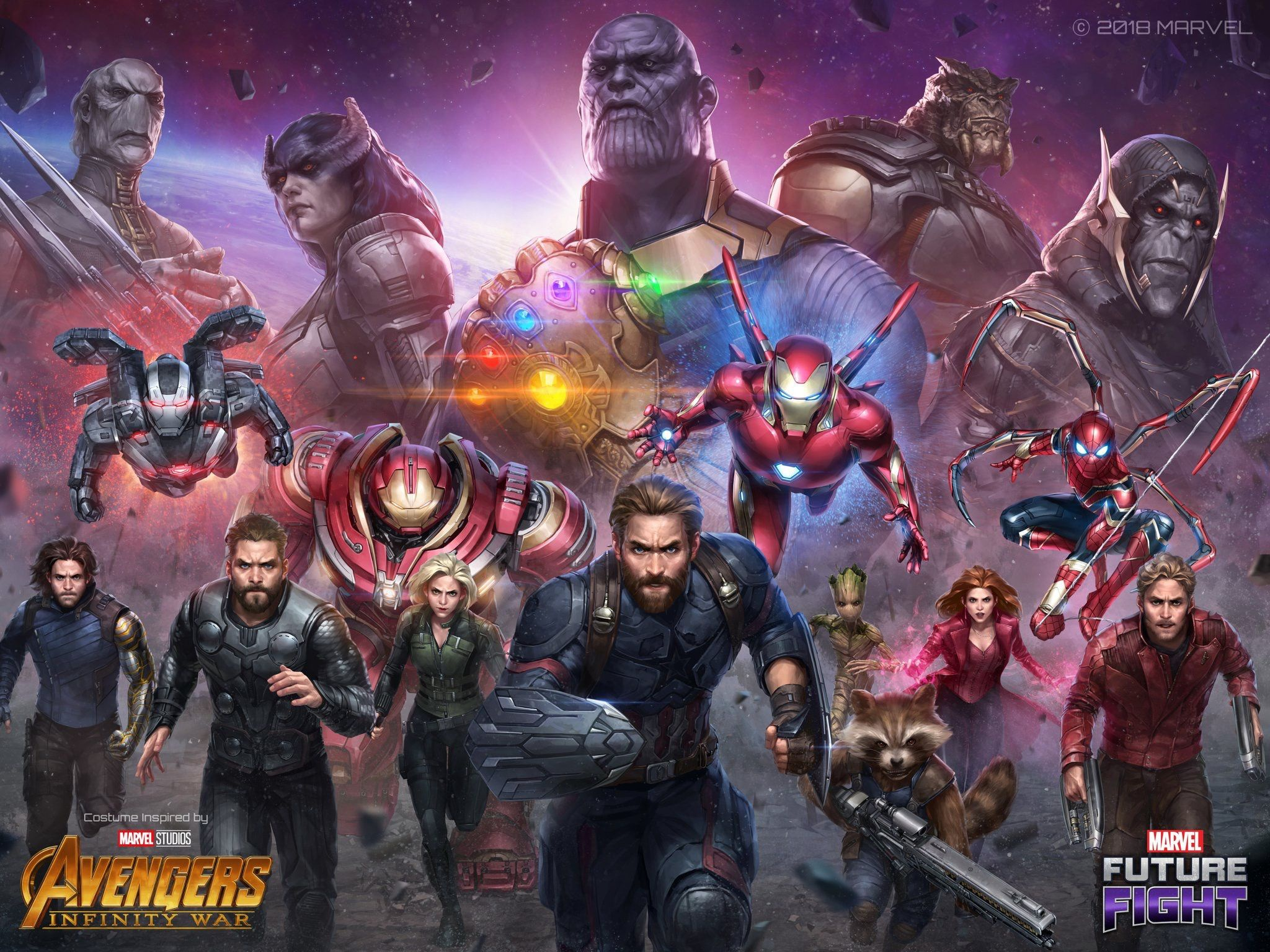 Avengers Infinity War Hd Backgrounds Pictures Images