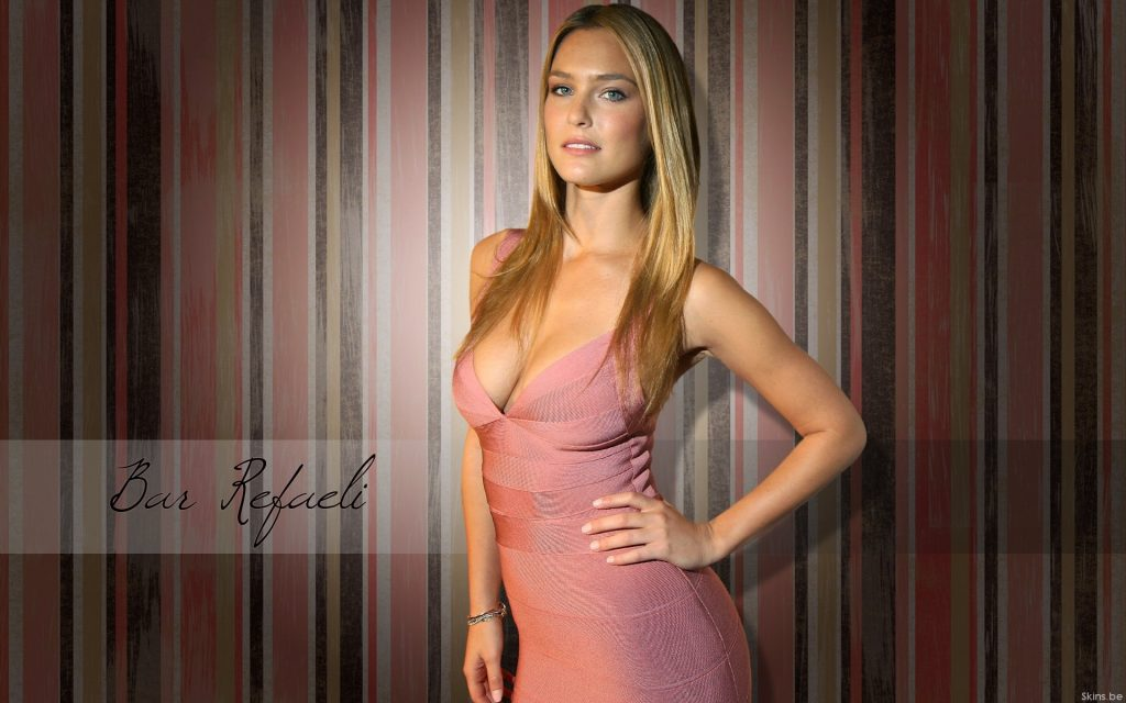 Bar Refaeli HD Widescreen Background